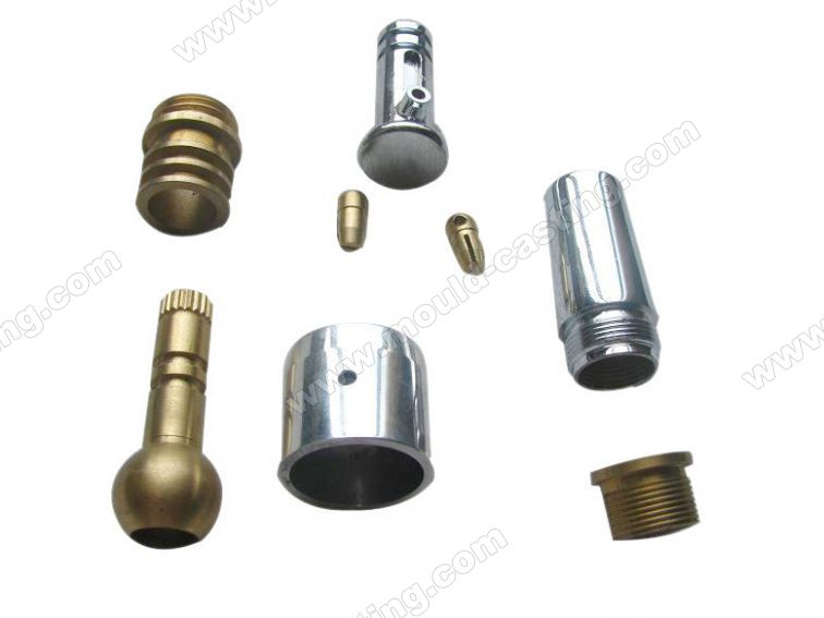 CNC Precision Turning Parts (OEM/ODM)