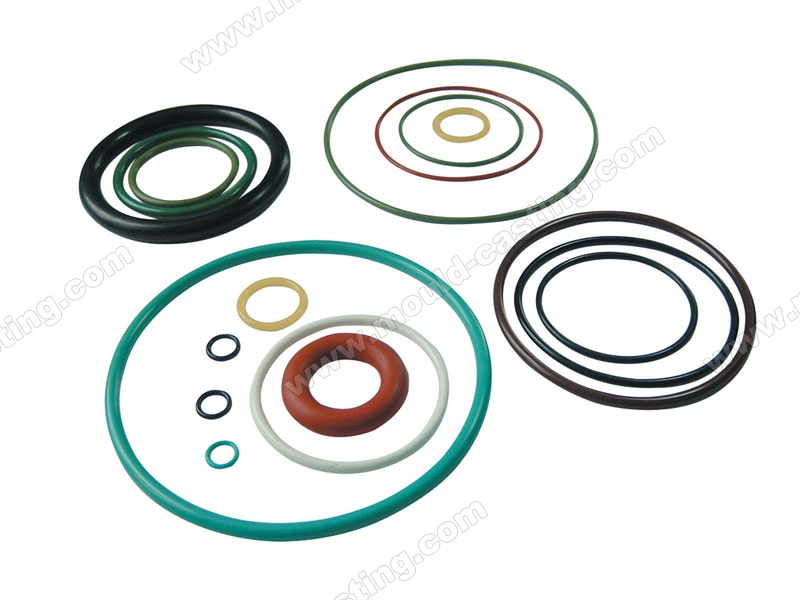 Silicone & Rubber O Ring