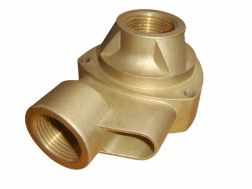 Copper Die Casting Part