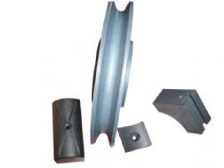 Plastic extrusions part design