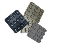 Rubber Button Keypad